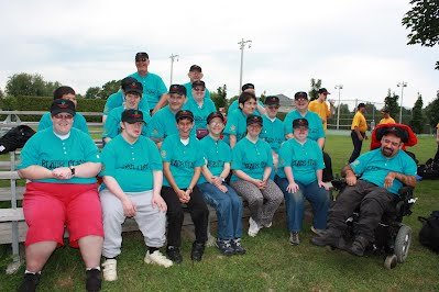 Meet the 2011 T-Ball Team! The Black Fly's